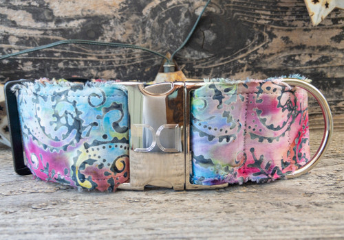 Montecito dog collar by www.diva-dog.com