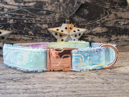 North Shore dog collar by www.diva-dog.com