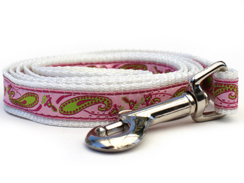 Pastel Boho Dog Leash - by Diva-Dog.com