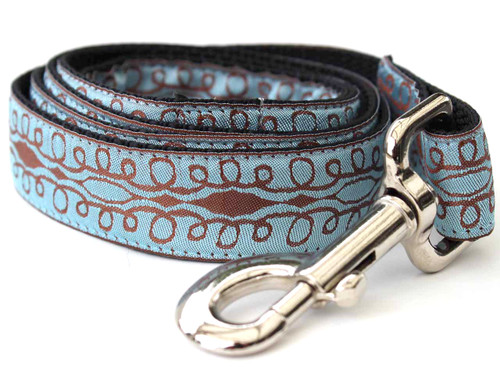Calligraphy Dog Leash - by Diva-Dog.com
