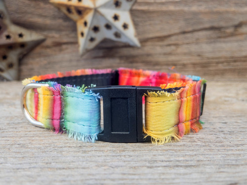 Sunset Shimmer cat collars by Surf Cat and Diva-Dog.com
