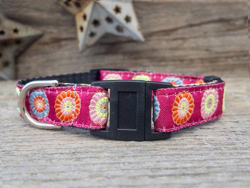 Sahara Rose cat collars by Diva Dog and Surf Cat