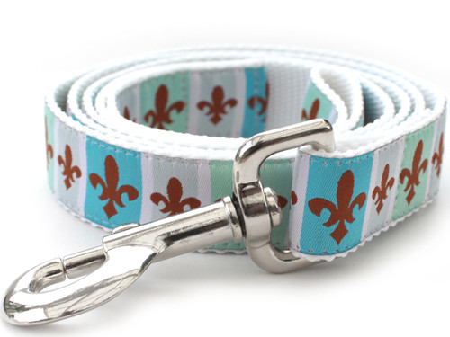 French Quarter Dog Leash - by Diva-Dog.com