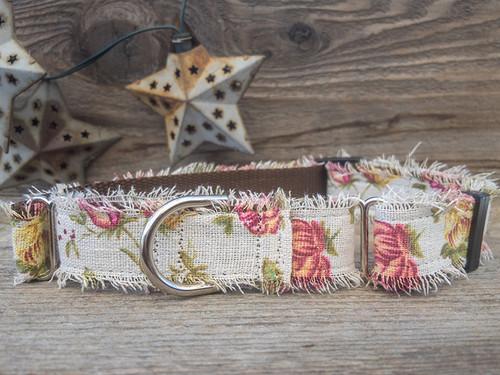 Teagarden medium width martingale by www.diva-dog.com