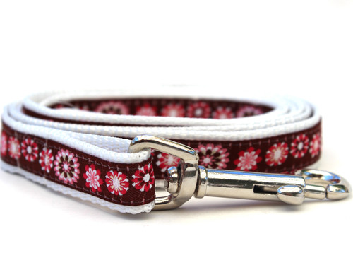 Garden Party Dog Leash - by Diva-Dog.com