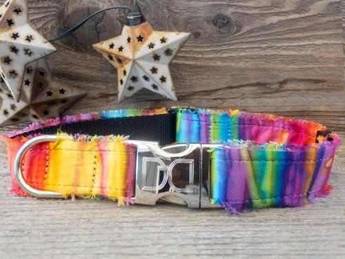 Sunset Shimmer dog collar by www.diva-dog.com
