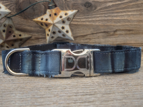 Marble Sands dog collar by www.diva-dog.com