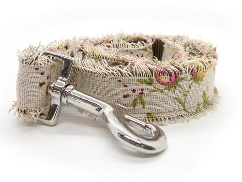 Teagarden dog leash by www.diva-dog.com