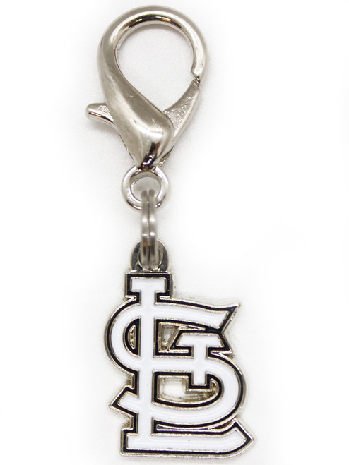 St. Louis Cardinals Logo Charm - by Diva-Dog.com