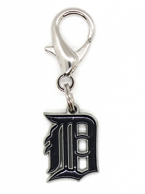 Detroit Tigers Logo Charm - by Diva-Dog.com
