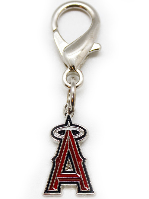 Anaheim Angels Logo Charm - by Diva-Dog.com