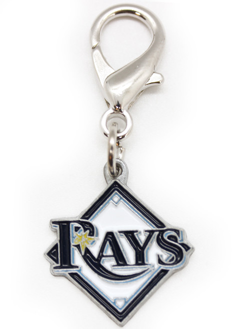 Tampa Bay Rays Logo Charm - by Diva-Dog.com