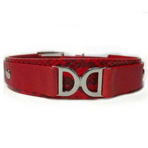 Double D Dog Collar by Diva-Dog.com