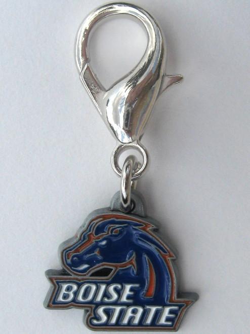Boise State Broncos Collar Charm