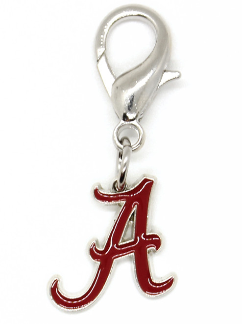 University of Alabama Crimson Tide Collar Charm - by Diva-Dog.com