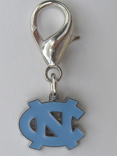 University of North Carolina Tarheels Collar Charm - by Diva-Dog.com