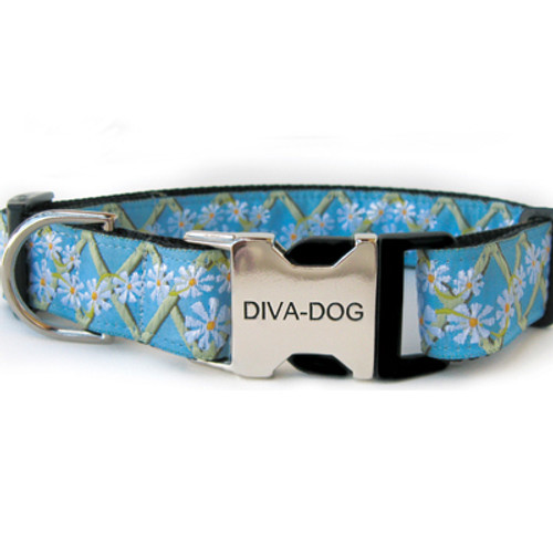 Daisy clearance dog collar