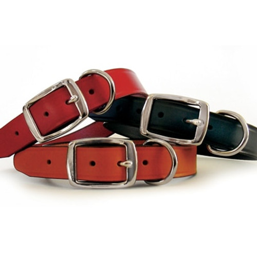 Carlyle Leather Dog Collars