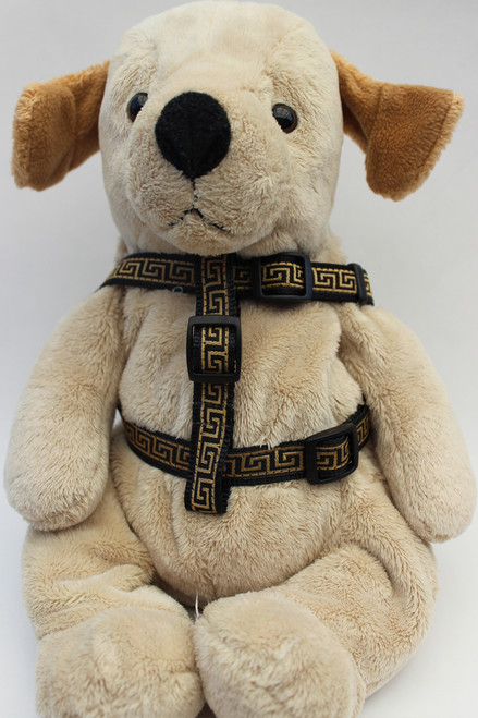 Caesar Step-In Harness - by Diva-Dog.com  front view