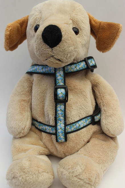 Daisy Step-In Harness - by Diva-Dog.com  - Front View