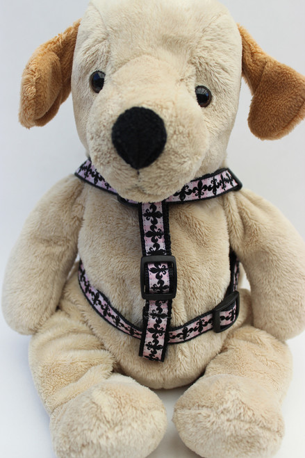 Katrina Step-In Harness - by Diva-Dog.com  front view