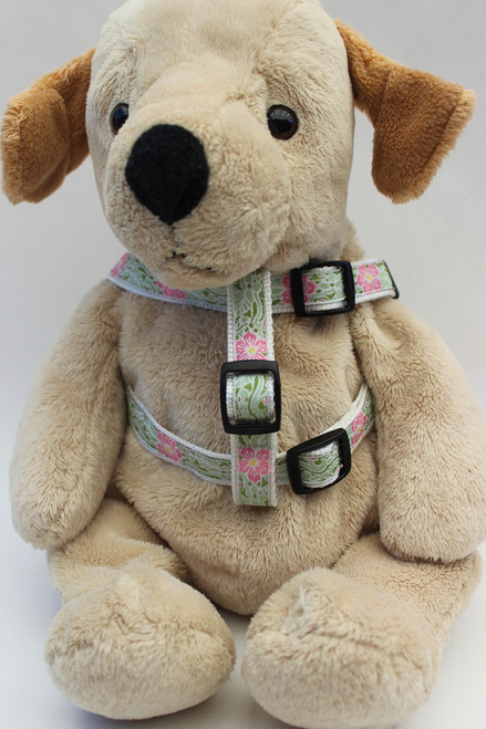 Maui Step-In Harness - by Diva-Dog.com  front view