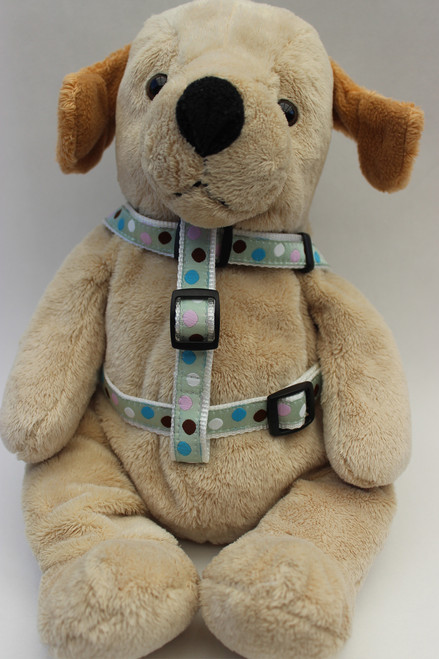Metro Step-In Harness - by Diva-Dog.com  front view