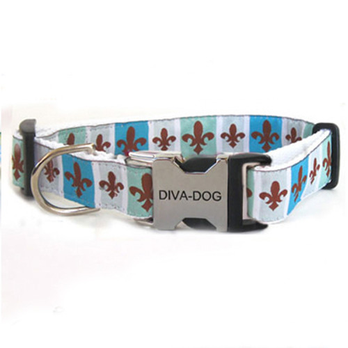 French Quarter clearance dog collar
