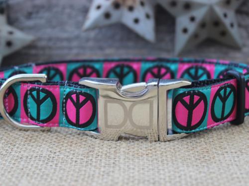 Hippie Hound Dog Collar - by Diva-Dog.com