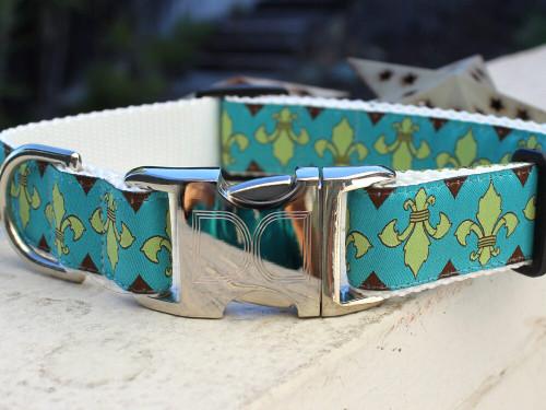 Camelot dog collar - by Diva-Dog.com