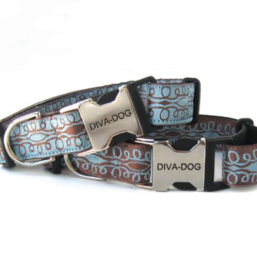 Calligraphy clearance dog collar