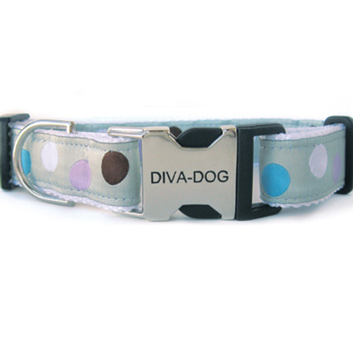 Metro clearance dog collar