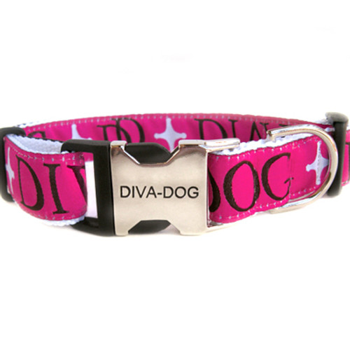 Monogram clearance dog collar