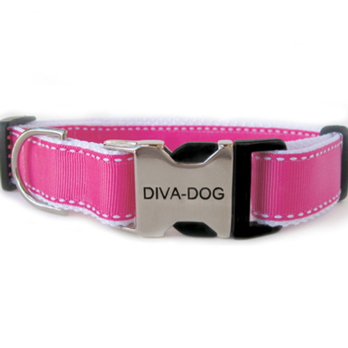 Preppy in Pink clearance collar