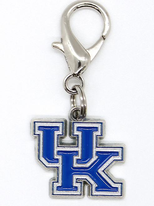 University of Kentucky Wildcats collar Charm - by Diva-Dog.com
