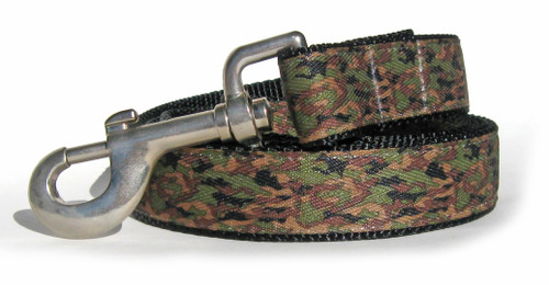 Camo K-9 Dog Leash - by Diva-Dog.com