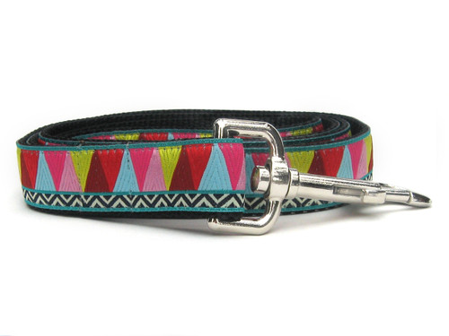 Santa Fe dog leash by www.diva-dog.com