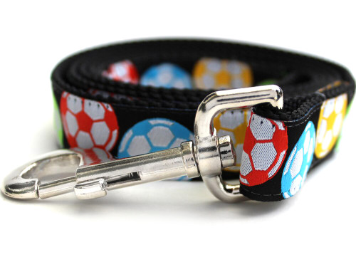 Soccer dog Leash - by Diva-Dog.com