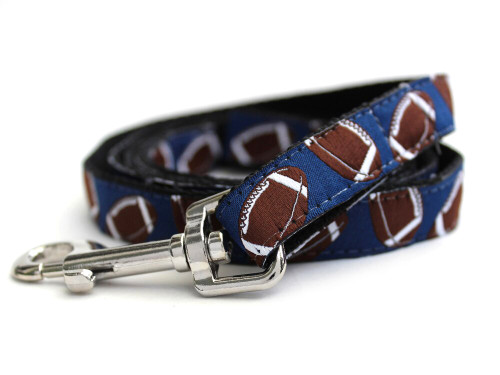 Football dog Leash - by Diva-Dog.com