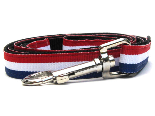 Patriotic Pooch Leash - by Diva-Dog.com