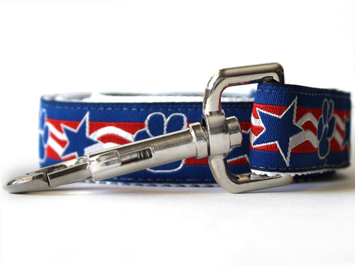 Stars & Paws dog Leash - by Diva-Dog.com