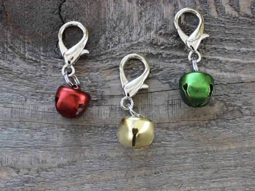 Jingle Bell Charm - by Diva-Dog.coms