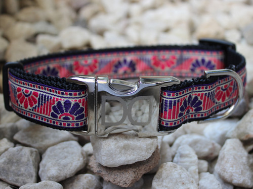Malibu Beach dog Collar - by Diva-Dog.com