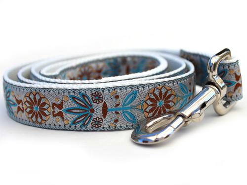 Boho Morocco Leash by www.diva-dog.com