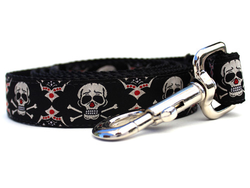 Billy Bones Dog Leash - by Diva-Dog.com