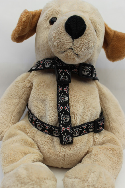Billy Bones Step-In Harness - by Diva-Dog.com  - Front View