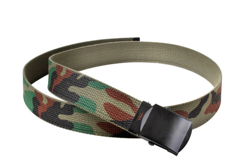CAMO REVERSIBLE WEB BELTS (2 COLOURS)