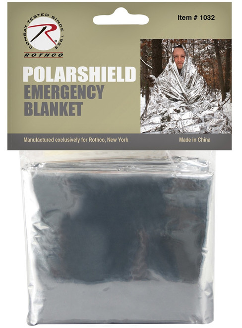 POLARSHEILD SURVIVAL BLANKET