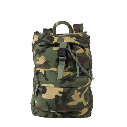 BUSH CAMO CANVAS DAYPACK