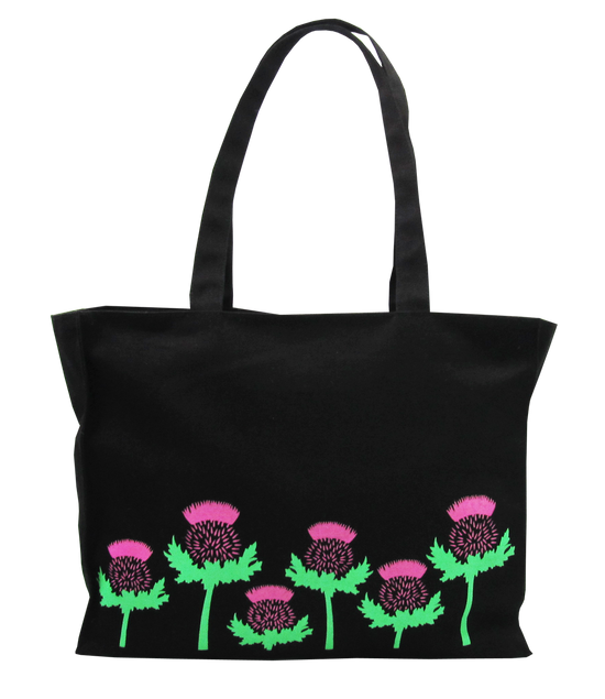 DII Thistle Edge Tote Bag - Large